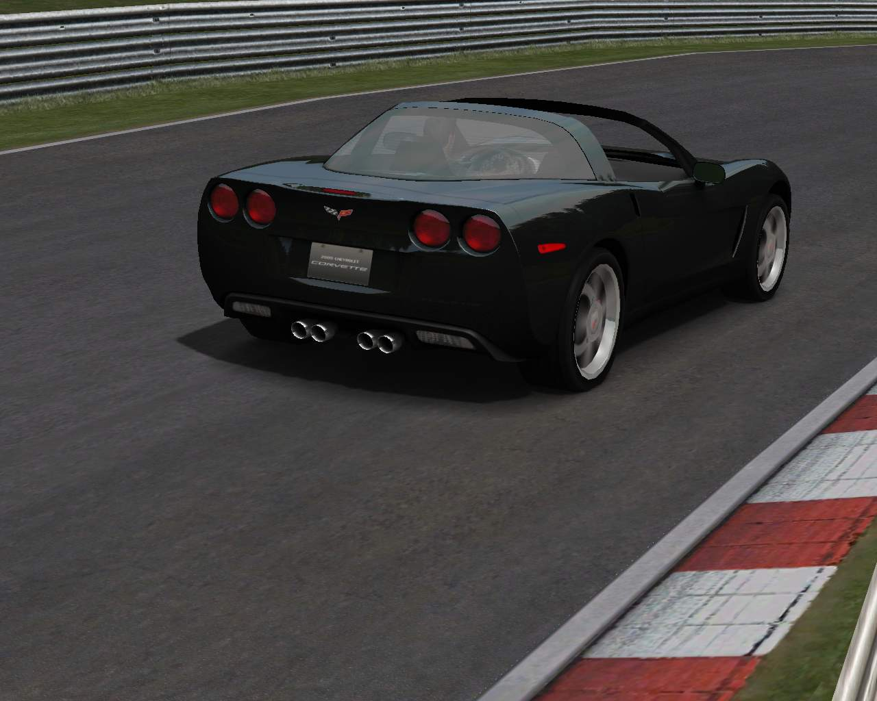 LFS Forum - Version 2 of the rFactor car you might want to try is out