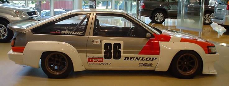 Lfs Forum Ae86 Race Car