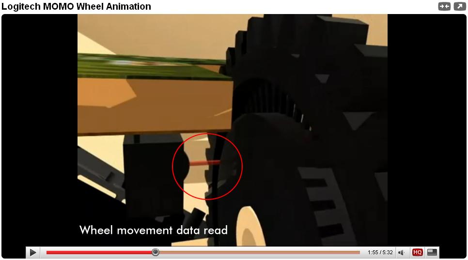 LFS Forum - I have problem with my Logitech MOMO Racing wheel