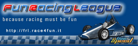 Fun Racing League - MRT events