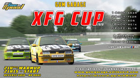 XFG cup at GUM Garage