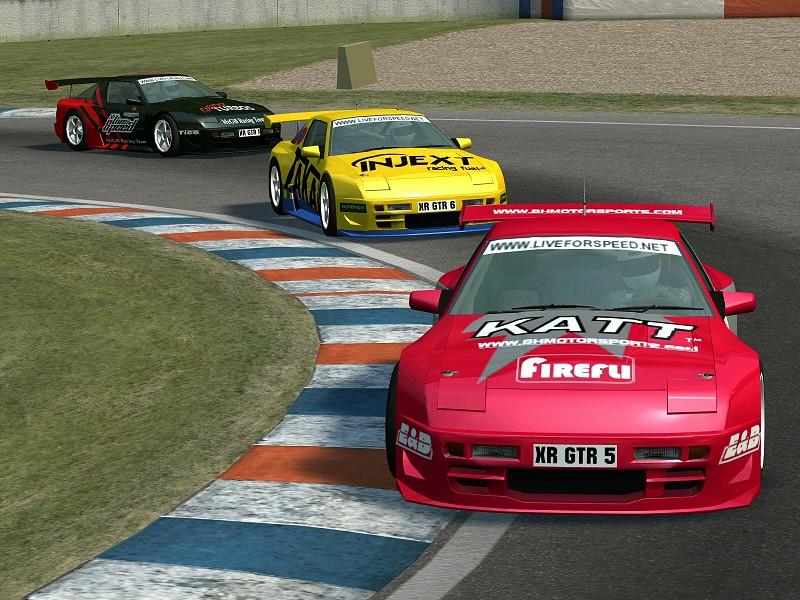 Скачать бесплатно Live For Speed v 0.5 Z28 без регистрации.