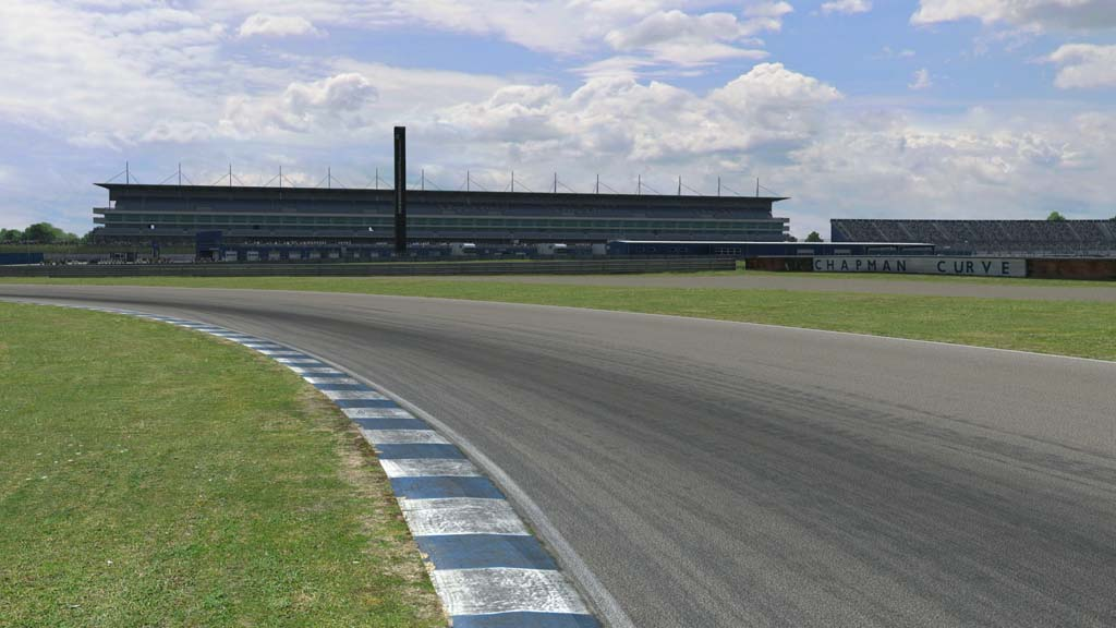 Rockingham laser scanned environment